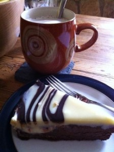 Chai and Cheesecake
