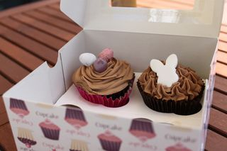 Oxford Cupcakes Box