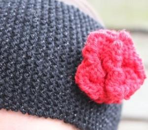 Crafty Chai Knitted Headband