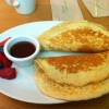 Pancakes at Greens Cafe