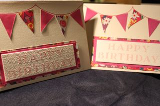 Crafty Chai Birthday Cards