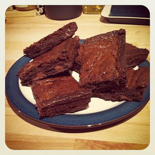 BBC Good Food Chocolate Brownies