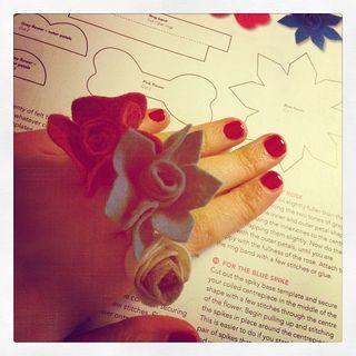 Felt Rings