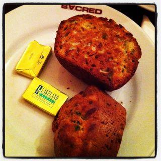 Sacred Cafe Muffins