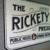 The Rickety Press