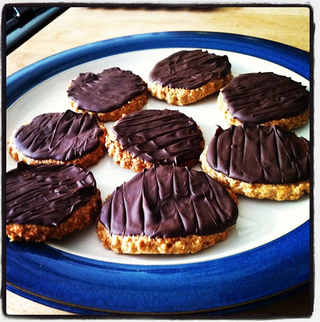 Chocolate Digestives