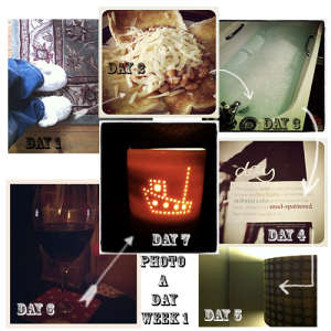 Photo a Day - Week 1