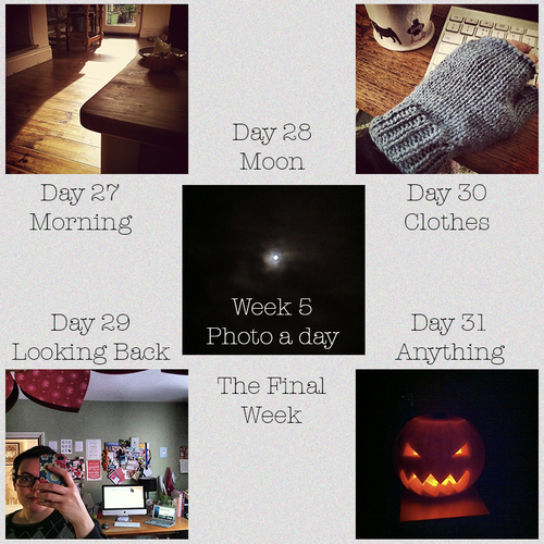 Photo a Day - week 5