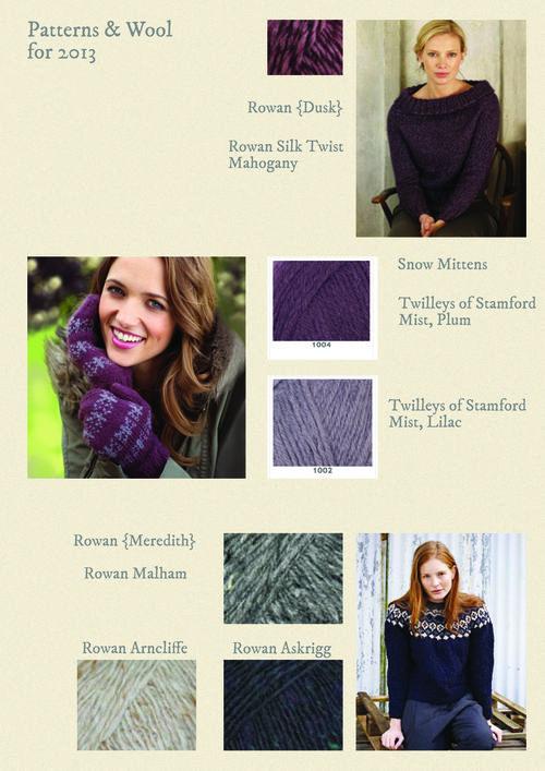 Christmas Wish List - wool