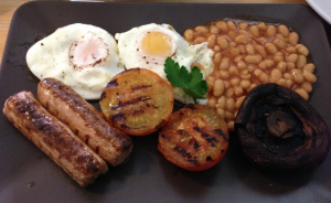 Limes Farm Cooked Breakfast