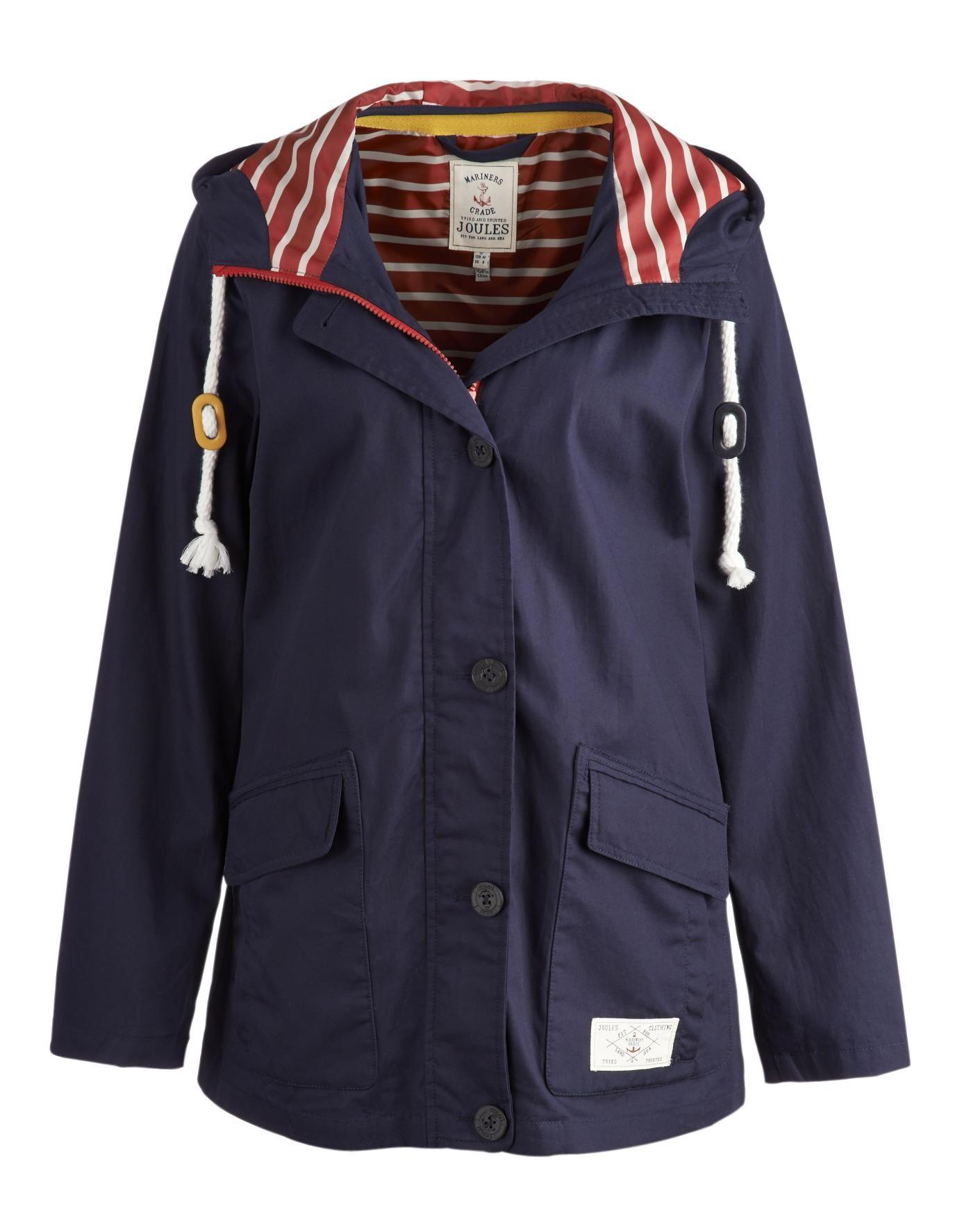 Joules Womens Nautical Jacket