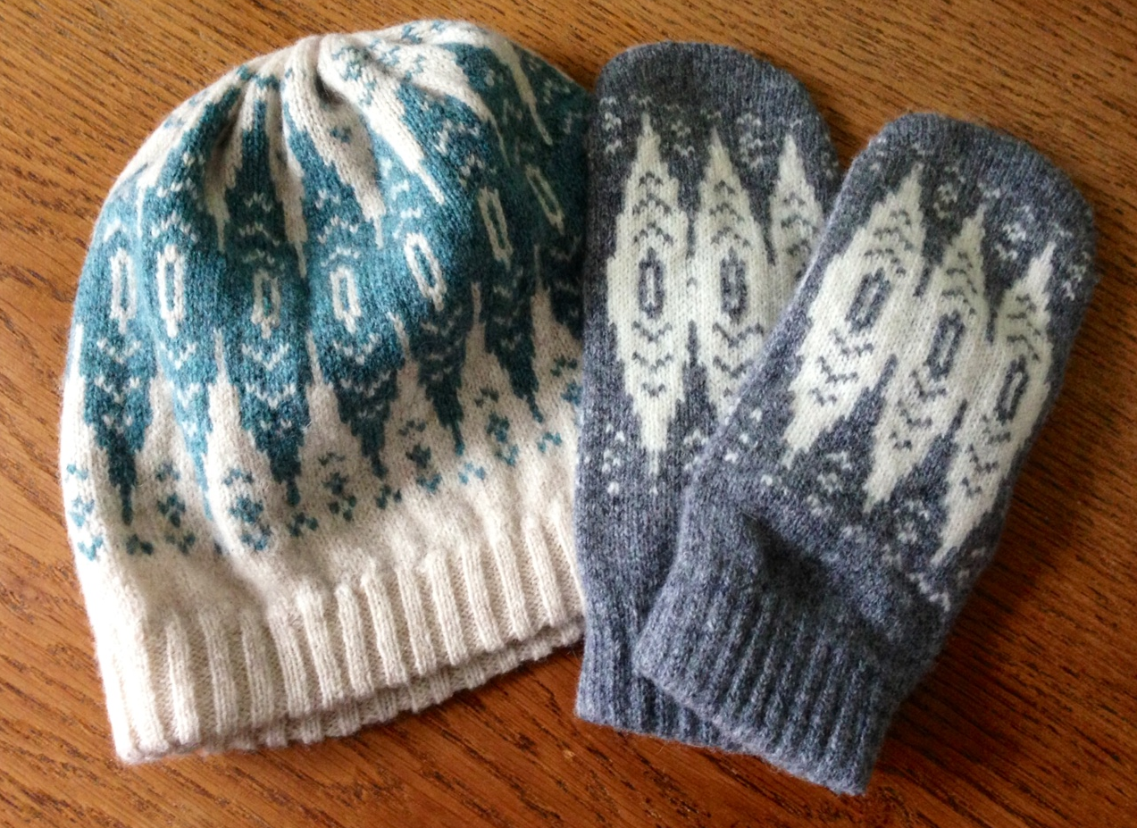 New winter knits
