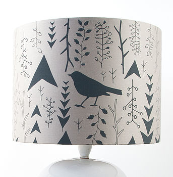 Woodland Lamp Shade