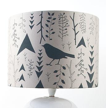 Woodland Lamp Shade