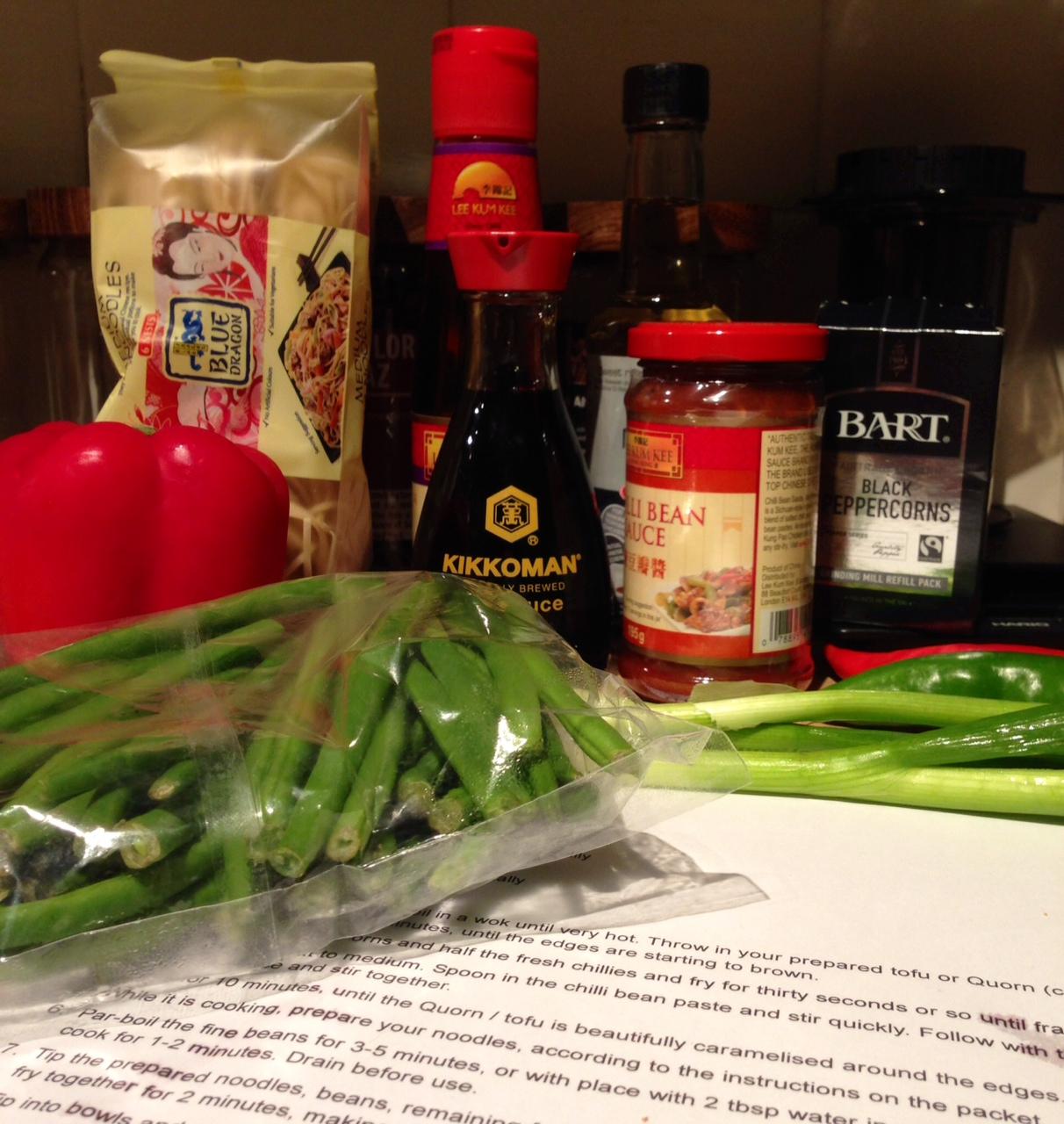 szechuan ingredients