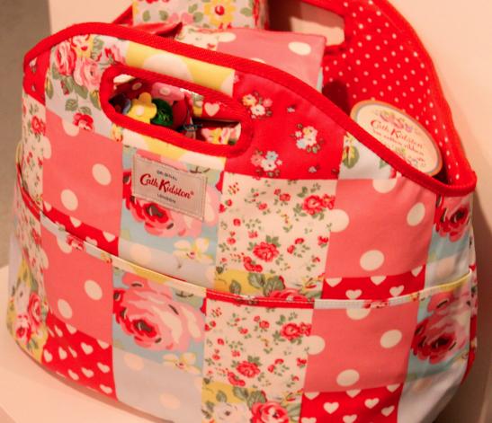 cath kidston craft bag