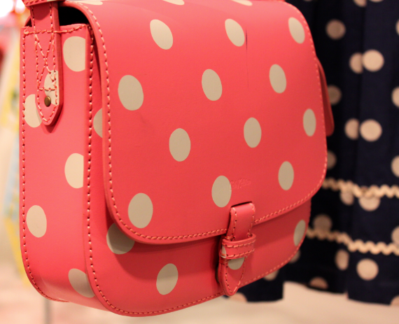 spotty satchel
