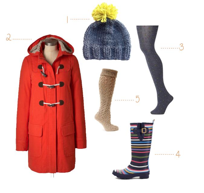 winter wishlist
