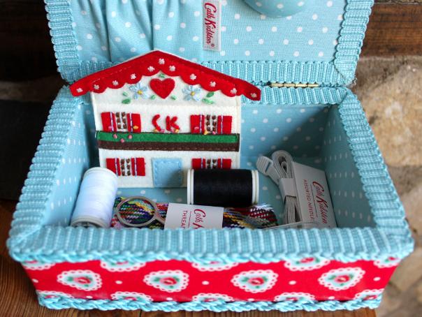 cath kidston sewing kit