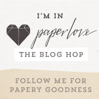 The PaperLove Blog Hop