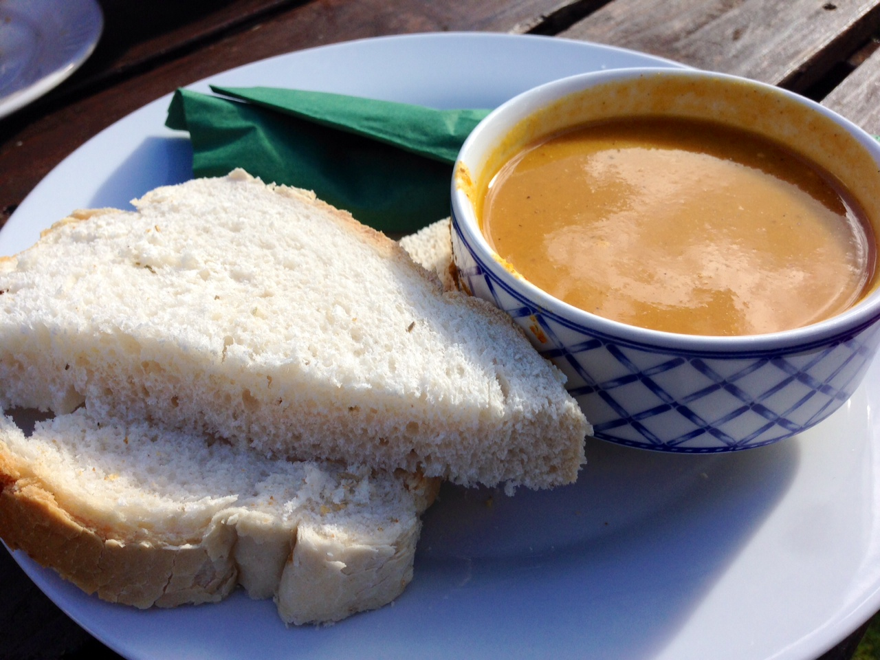 soup at welford
