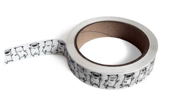 Dancing Pug Tape