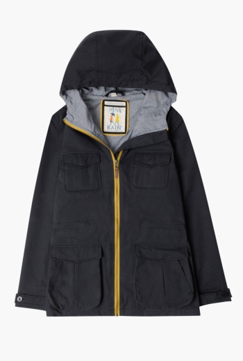 Four Cross Raincoat