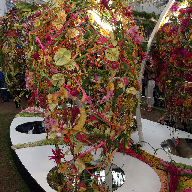 Interflora Display