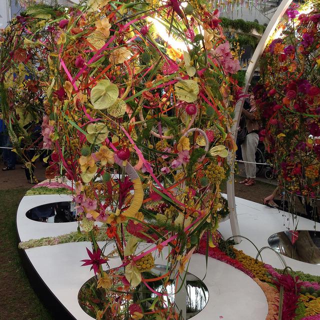 Interflora Display