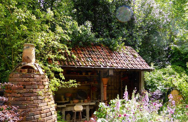 Potters Garden