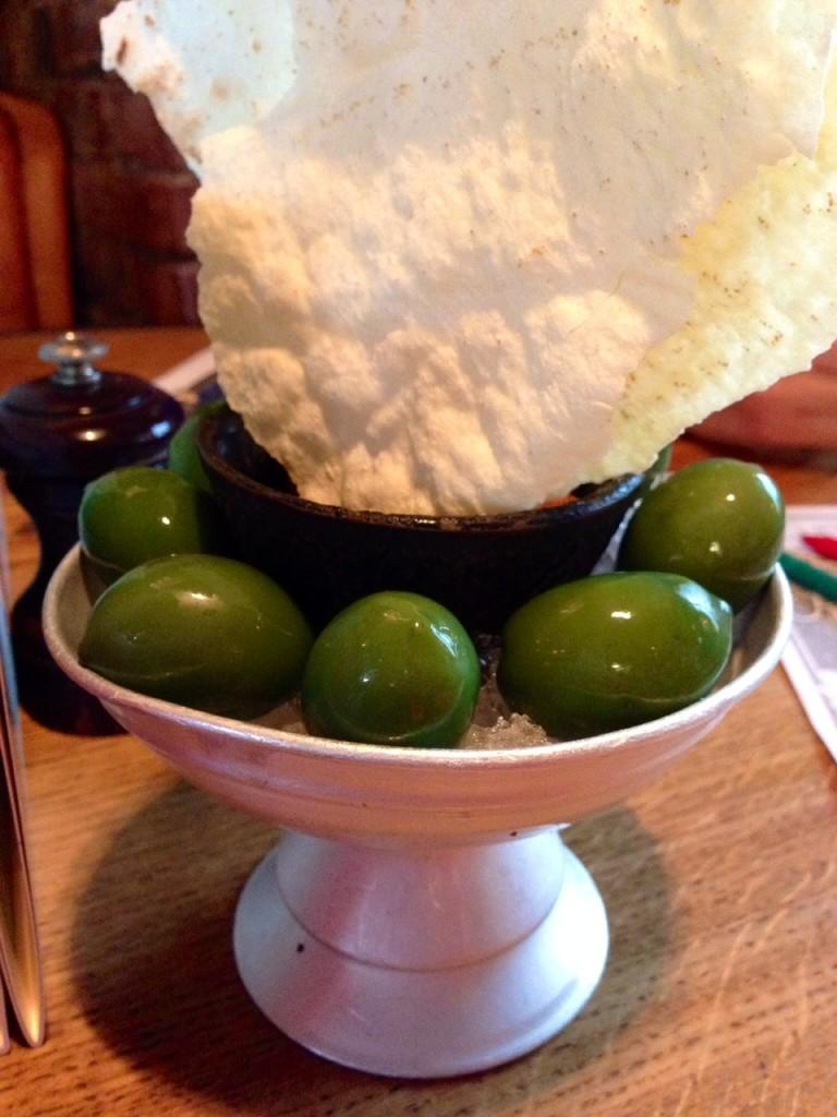 Worlds best olives