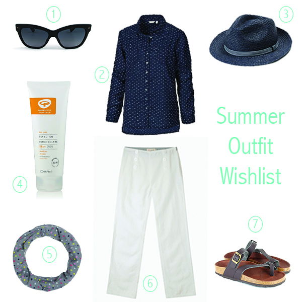 Summer Outfit Wishlist
