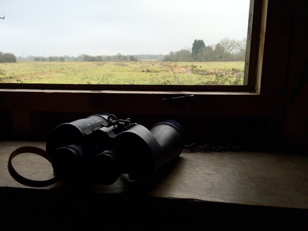Chimney Meadows Hide