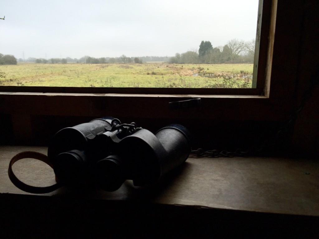 Chimney Meadows Hide
