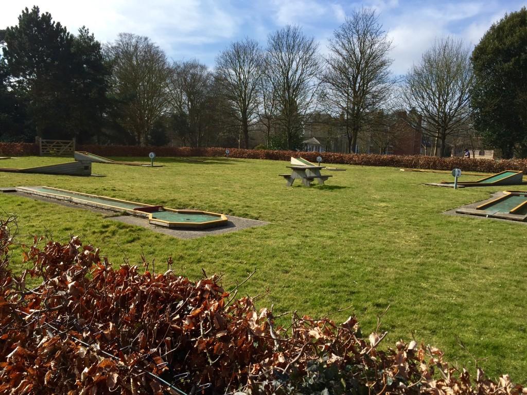 Headington Park