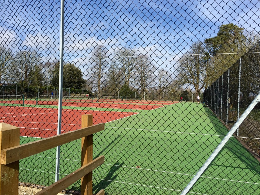 Tennis in Headington