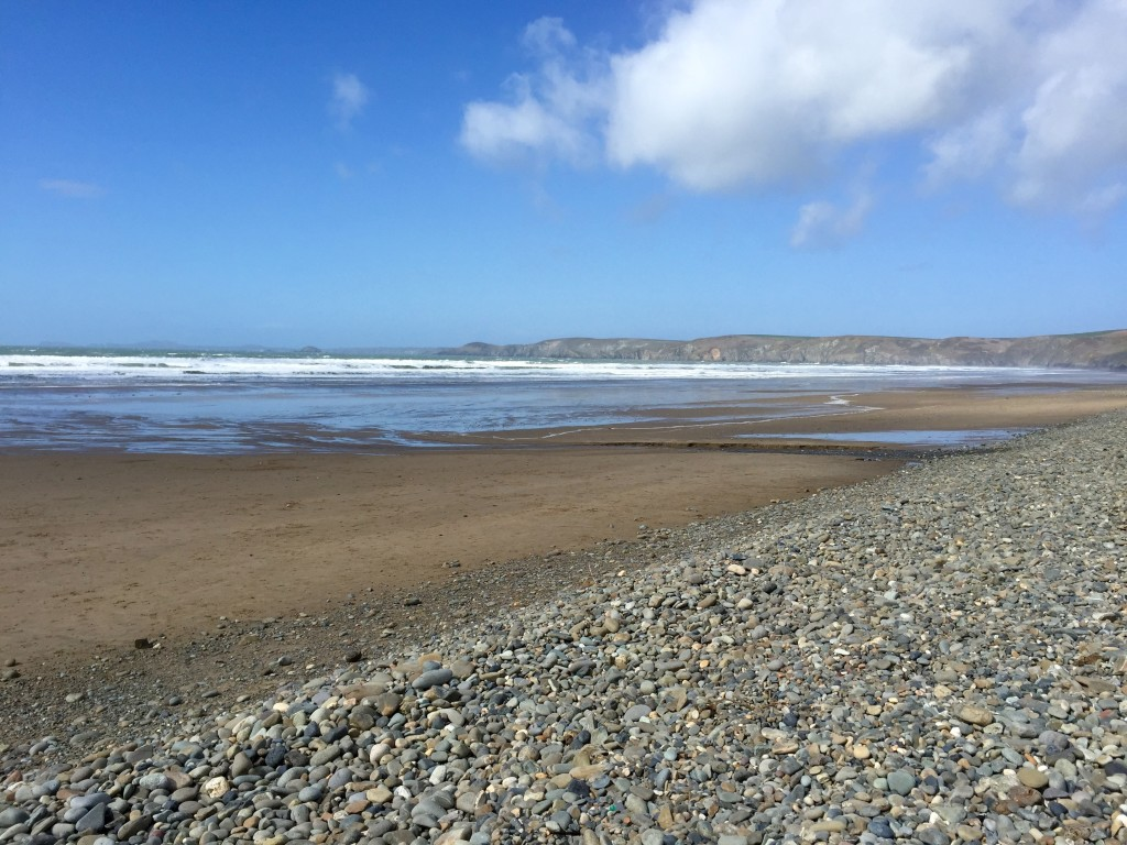 Newgale Beach Pembs