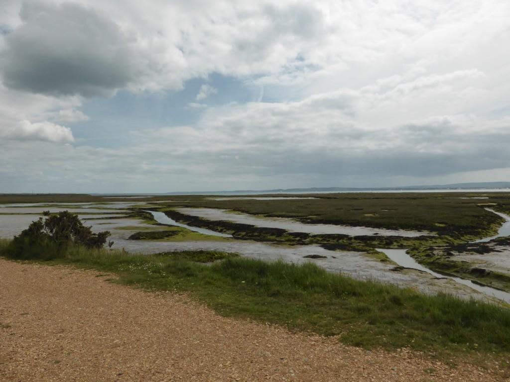 Keyhaven Nature Reserve