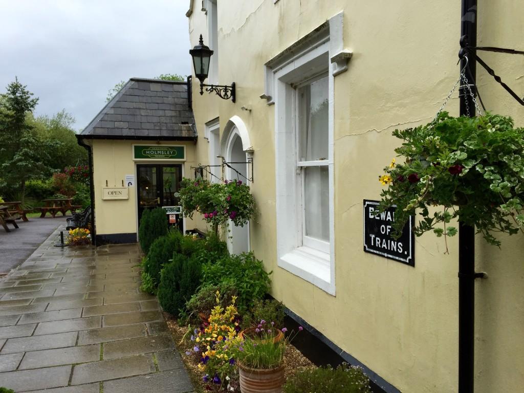 Old Station tea rooms