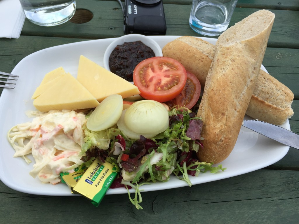 The Mayflower Ploughmans