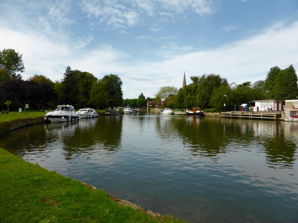 The Thames at Abingdon