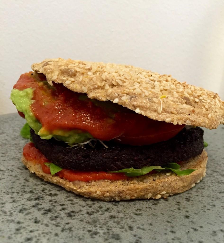 42 Raw burger