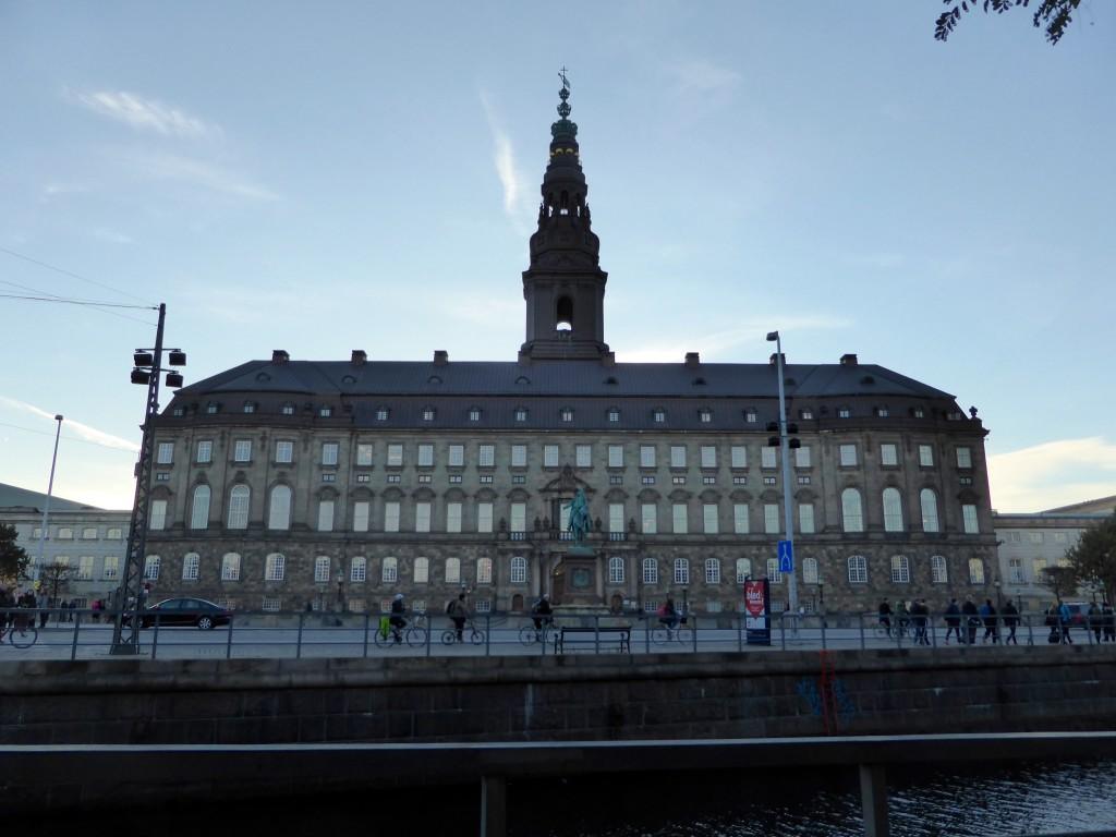 Borgen building