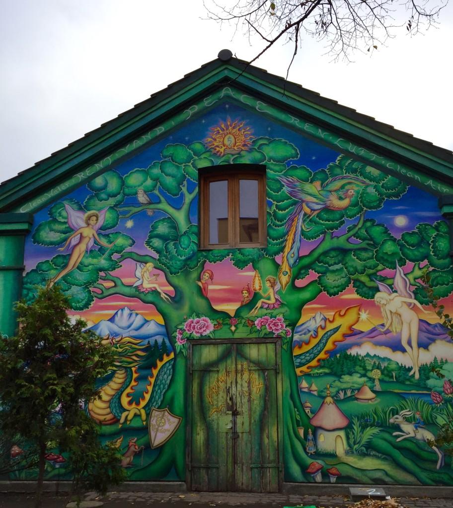 Christiania wallart