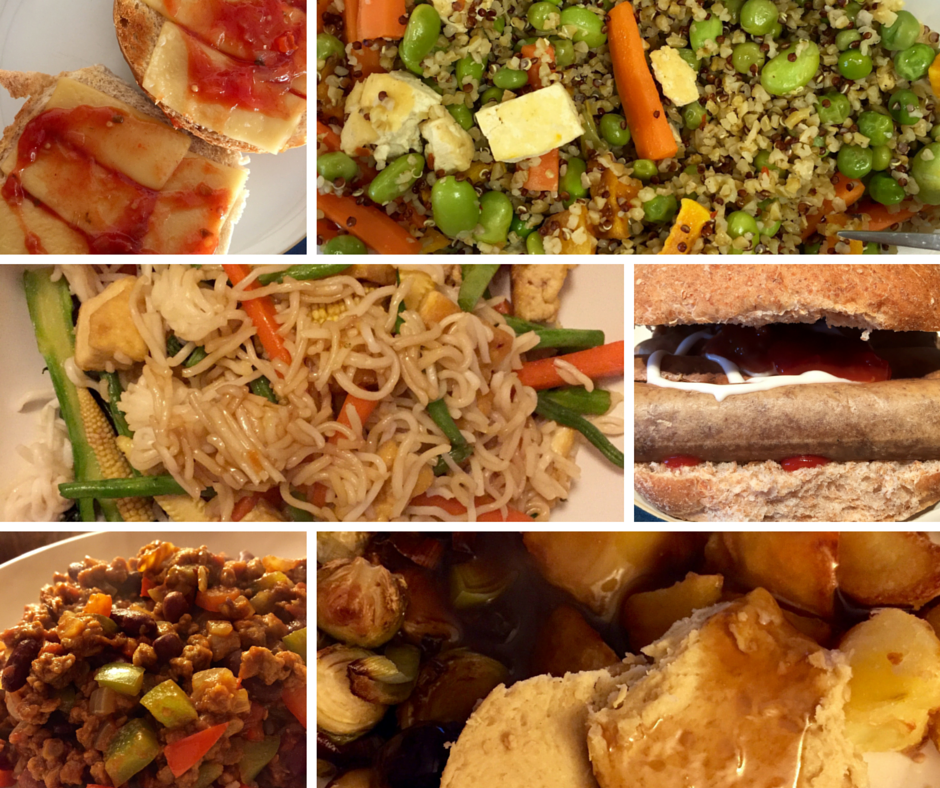 Easy Vegan Meals