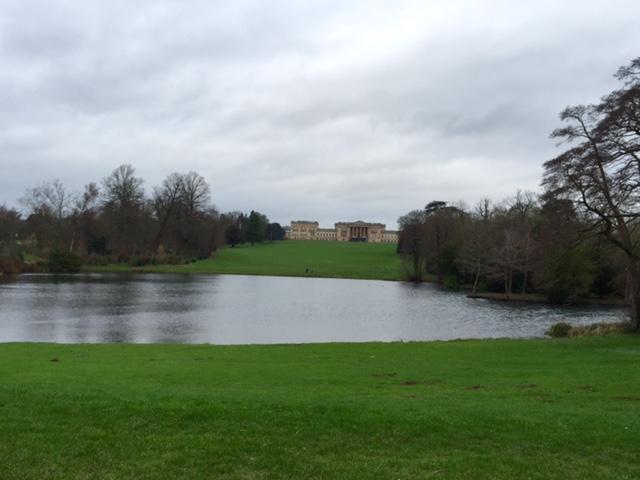 Eleven acre lake