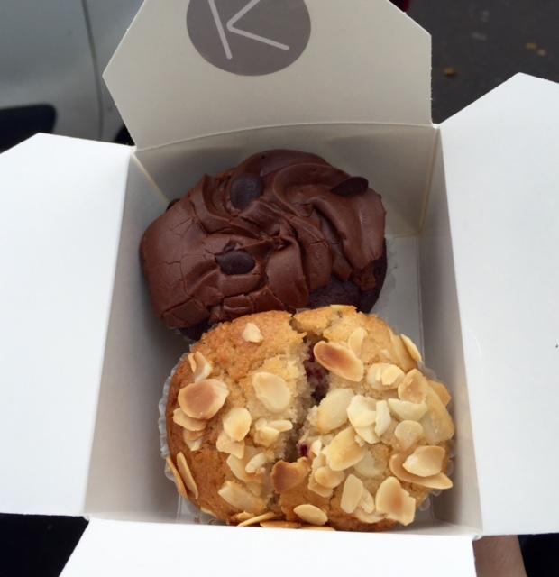 Kin vegan muffins
