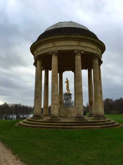 Rotunda at Stowe Gardens