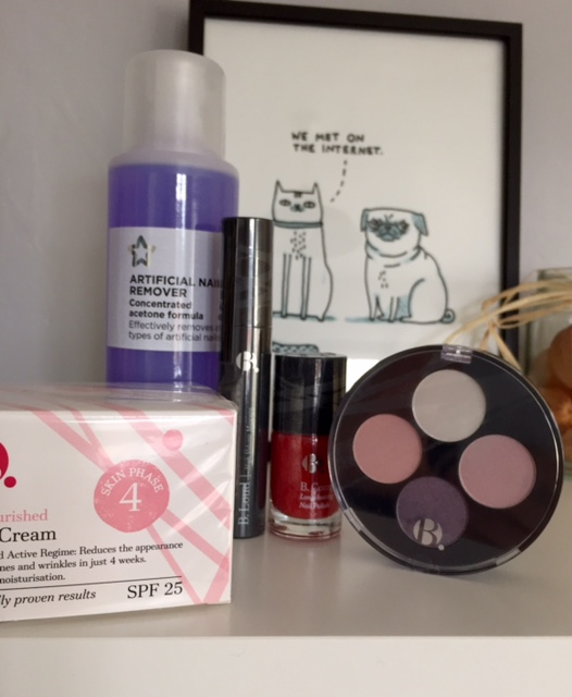 Superdrug vegan products