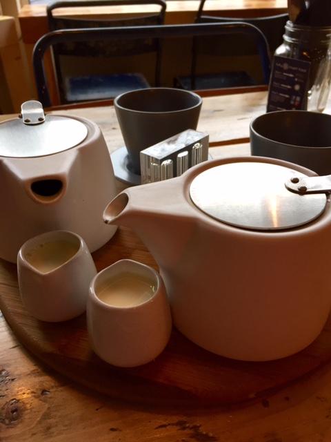 Tea at Anna Loka